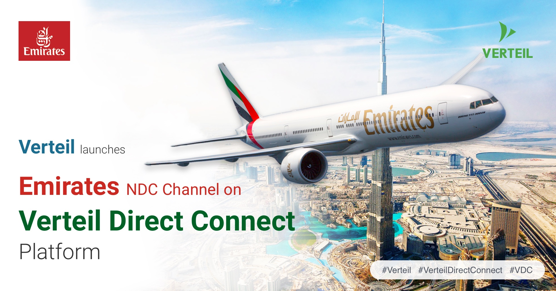 VDC Partners with Emirates